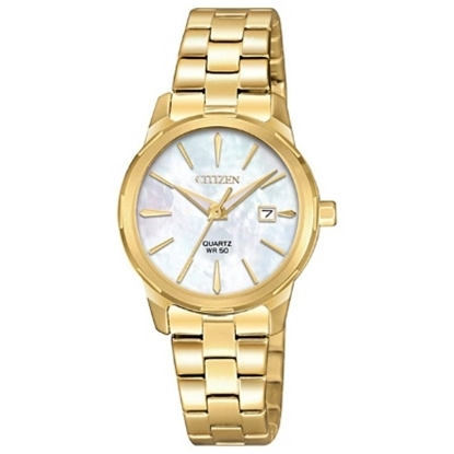 Picture of Citizen Women's Quartz Gold-Tone Stainless Steel Watch