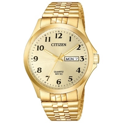 Picture of Citizen Men's Quartz Gold-Tone Watch