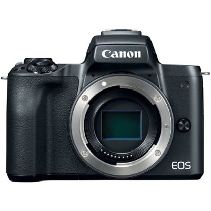 Picture of Canon EOS M50 Mirrorless DSLR - Body Only