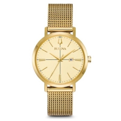 Picture of Bulova Women's Classic Aerojet Gold-Tone Watch