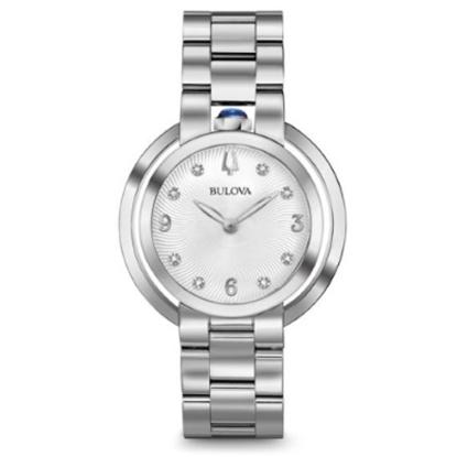 Picture of Bulova Women's Rubaiyat Stainless Steel Watch