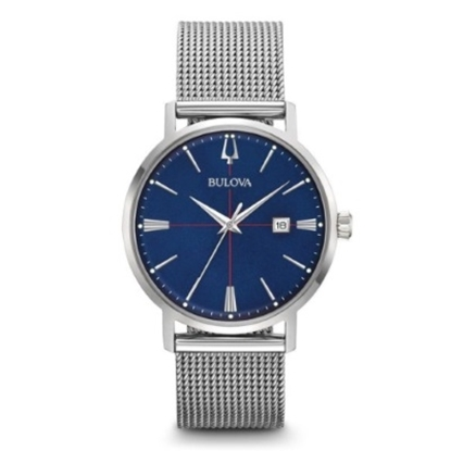 Picture of Bulova Men's Classis Aerojet Watch with Blue Dial
