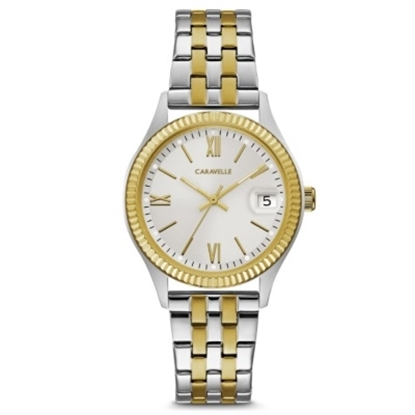 Picture of Bulova Caravelle NY Women's Two-Tone Stainless Steel Watch