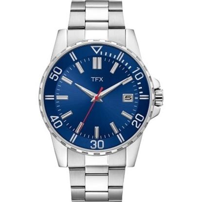 Picture of Bulova TFX Men's Blue Dial Sport Bracelet Watch