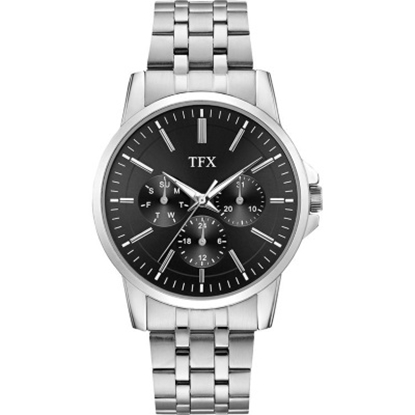 Picture of Bulova TFX Men's Stainless Steel Chronograph Black Dial Watch