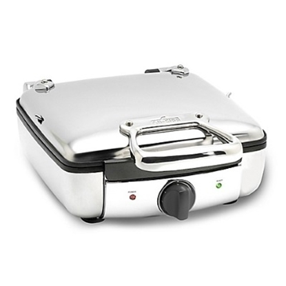 Picture of All-Clad Four-Slices Belgian Waffle Maker