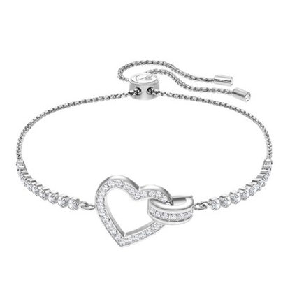 Picture of Swarovski Lovely Bracelet - Rhodium
