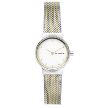 Picture of Skagen Freja Gold/Stainless Steel Mesh Watch