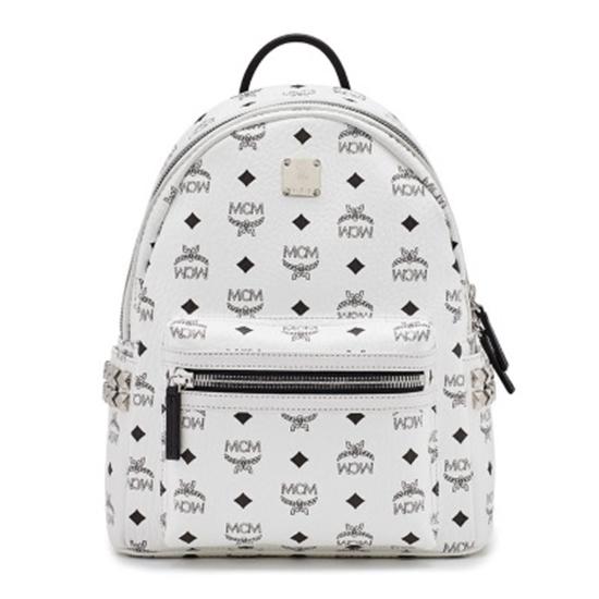 df5cdc2c9748 MileagePlus Merchandise Awards. MCM Stark Small Side Stud Backpack ...