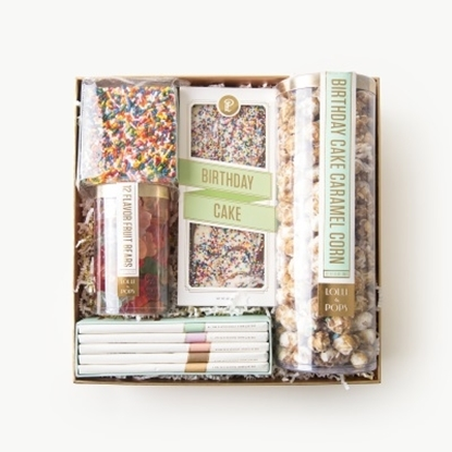 Picture of Lolli & Pops Birthday Celebration Box - Medium