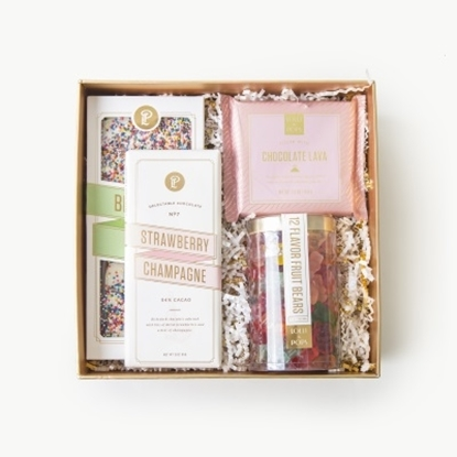 Picture of Lolli & Pops Birthday Celebration Box - Small