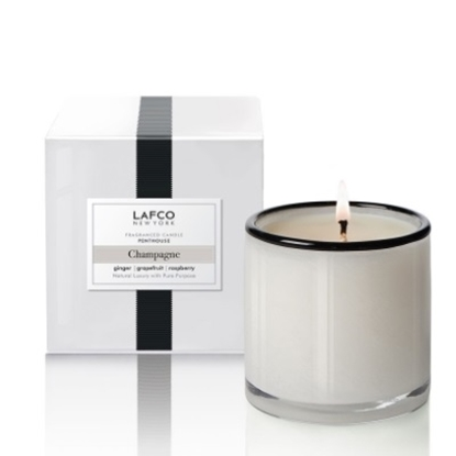 Picture of Lafco House and Home Candle - Champagne