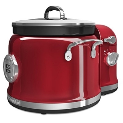 Picture of KitchenAid® 4-Qt. Multi-Cooker with Stir Tower Accessory
