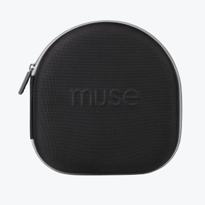 Picture of Gaiam® Muse Hard Carrying Case - Black/Grey