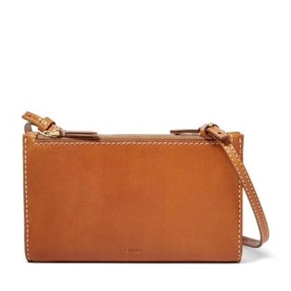 Picture of Fossil Ladies' Sage Mini Bag - Vintage Brown