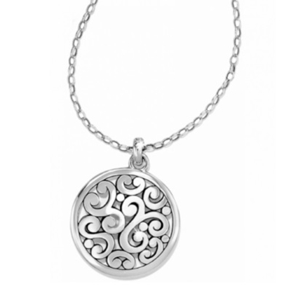 Picture of Brighton Contempo Convertible Necklace - Silver