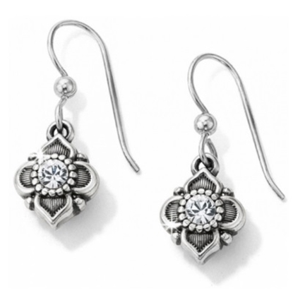 Picture of Brighton Alcazar French Wire Earrings - Silver