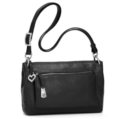 Picture of Brighton Bria Messenger - Black