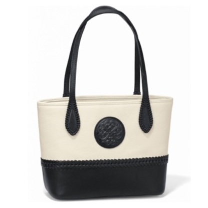 Picture of Brighton Julia Color Block Tote - Black/White