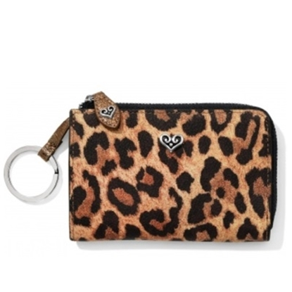 Picture of Brighton B Wishes Shine Key Coin Purse - Catwalk
