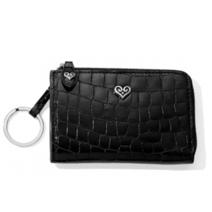 Picture of Brighton B Wishes Shine Key Coin Purse - Black
