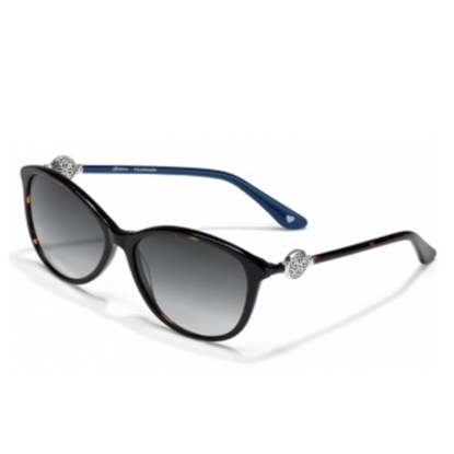 Picture of Brighton Ferrara Sunglasses - Tortoise/Navy