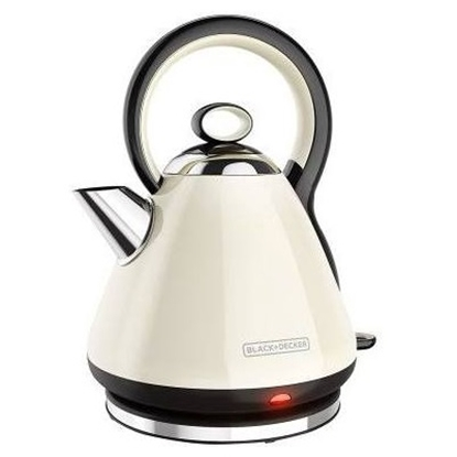 Picture of Black & Decker 1.7L Stainless Steel Electric Cordless Kettle