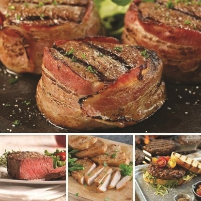 Picture of Omaha Steaks® The Grand Grill Sampler