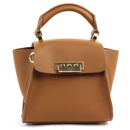 Picture of Zac Posen Eartha Iconic Mini Top Handle - Ginger