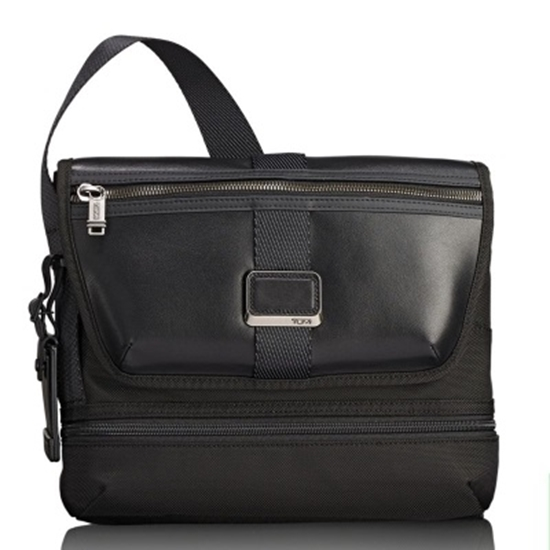 Picture of Tumi Alpha Bravo Travis Crossbody - Black