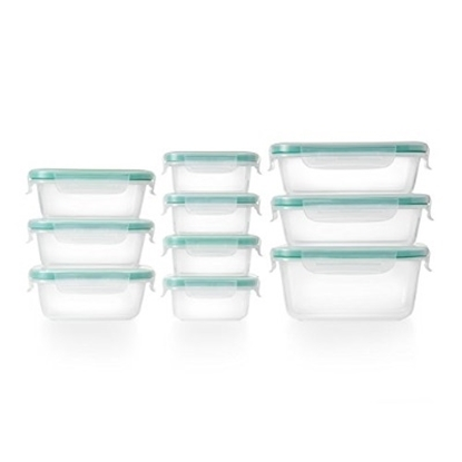 Picture of OXO Smart Seal 20-Piece Plastic Container Set