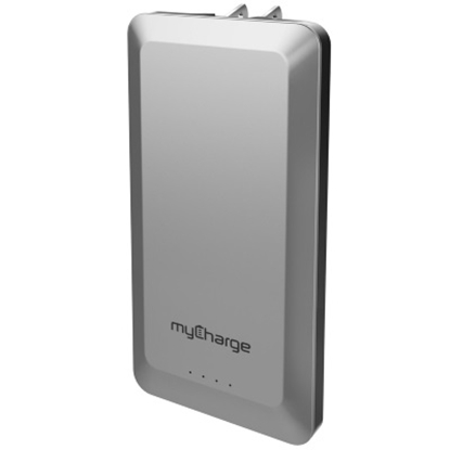 Picture of MyCharge® Home&Go Plus 8000mAh Charger with Wall Prong