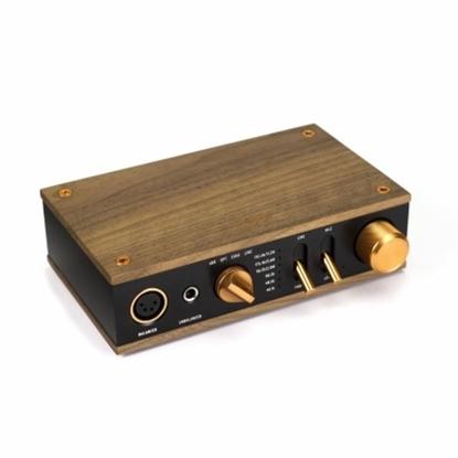 Picture of Klipsch® Heritage Headphone Amp - Walnut