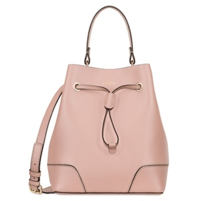 Picture of Furla Stacy Small Drawstring - Moonstone