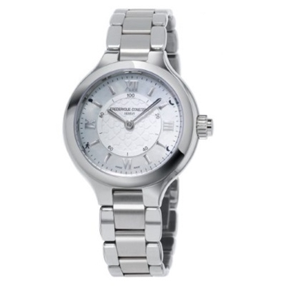 Picture of Frederique Constant Ladies' Smartwatch with Silver Dial