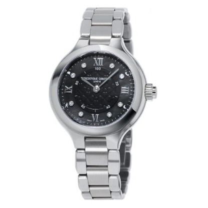 Picture of Frederique Constant Ladies' Smartwatch with Grey Dial
