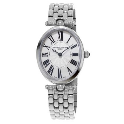 Picture of Frederique Constant Ladies' Art Deco Watch with Steel Bracelet
