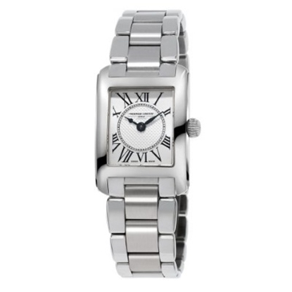 Picture of Frederique Constant Ladies' Carree Steel Watch w/ Silver Dial
