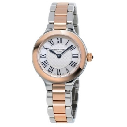 Picture of Frederique Constant Ladies' Delight Two-Tone Watch w/ MOP Dial