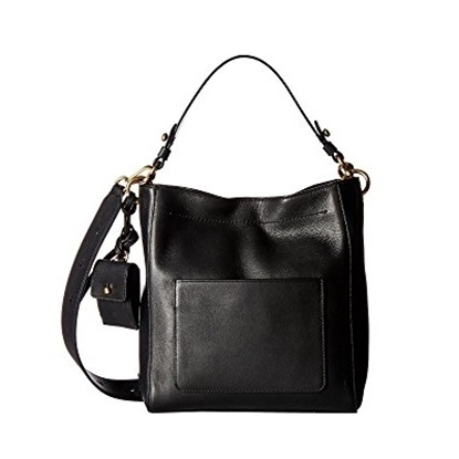 Picture of Cole Haan Zoe Small Bucket Bag - Black