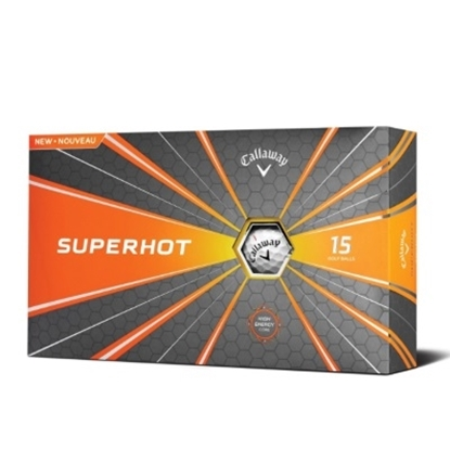 Picture of Callaway Superhot Golf Balls - 30 Pack