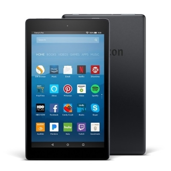 Picture of Amazon Fire HD 8'' 16GB with Alexa & Special Offers