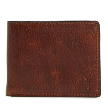 Picture of Frye Men's Logan Slim ID Billfold - Cognac