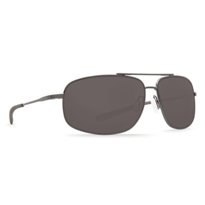 Picture of Costa Shipmaster Sunglasses - Brushed Gunmetal/Gray