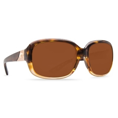 Picture of Costa Gannet Sunglasses - Shiny Tortoise Fade/Copper