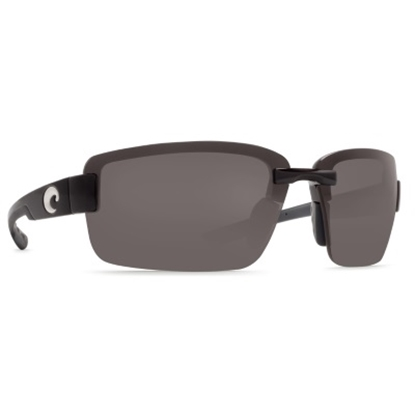 Picture of Costa Galveston Sunglasses - Black/Gray