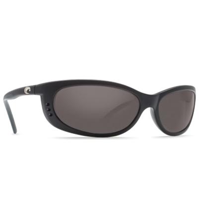 Picture of Costa Fathom Sunglasses - Matte Black/Gray