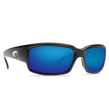 Picture of Costa Caballito Sunglasses - Black/Blue Mirror