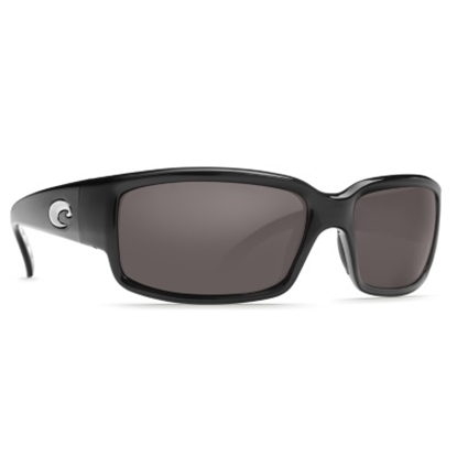 Picture of Costa Caballito Sunglasses - Shiny Black/Gray