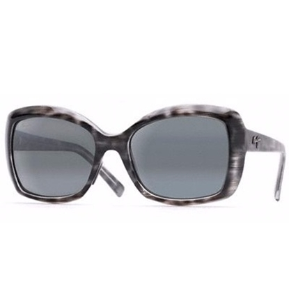 Picture of Maui Jim® Orchid Sunglasses - Grey Tortoise Stripe